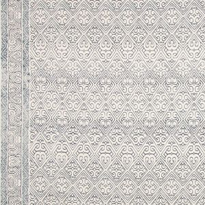 Groundworks Cantara Navy Blue Fabric