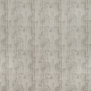 GWF-3737-111 CRESCENT WEAVE Gris Groundworks Fabric