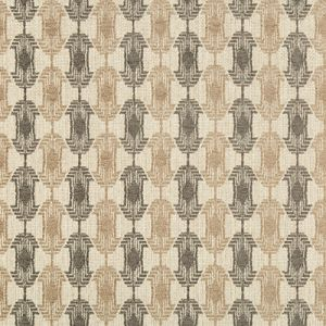 GWF-3751-168 QUARTZ WEAVE Natural Metal Groundworks Fabric