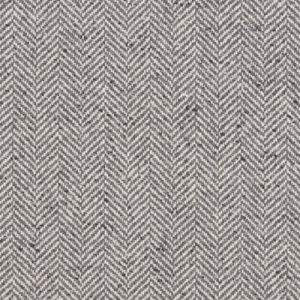 LCF65809F STONELEIGH HERRINGBN Grey Flannel Ralph Lauren Fabric