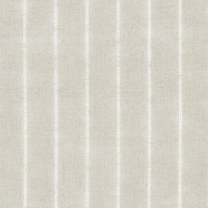 LCF66423F GRACE HEMSTITCH STRP Linen Ralph Lauren Fabric
