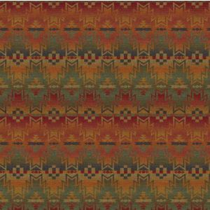 LFY50001F TRIBAL FAIR BLANKET Mesa Ralph Lauren Fabric