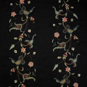 LFY60474F VANDERLYN CREWEL Mars Black Ralph Lauren Fabric