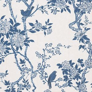 LWP65394W MARLOWE FLORAL Porcelain Ralph Lauren Wallpaper