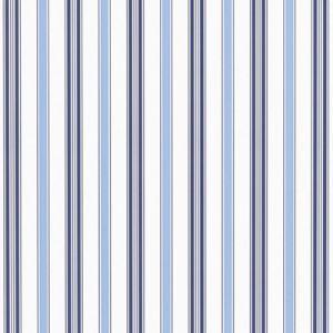 LWP66203W BASIL STRIPE Porcelain Ralph Lauren Wallpaper
