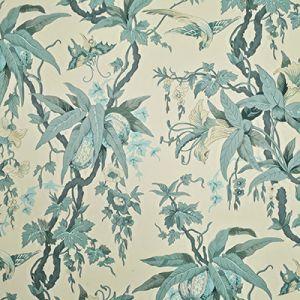 LWP68563W MARY DAY BOTANICAL Slate Ralph Lauren Wallpaper