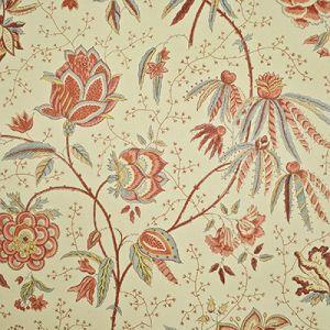 LWP68565W PILLAR POINT FLORAL Bittersweet Ralph Lauren Wallpaper
