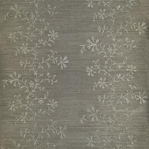 LWP68621W MEADOWLANE EMBROIDER Stone Ralph Lauren Wallpaper