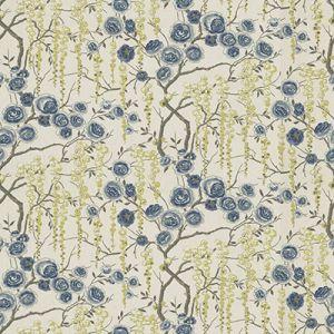 PEONYTREE-523 Ultramarine Kravet Fabric