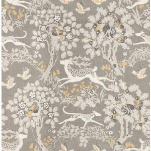 970089-114 MILLE FLEUR Silver Lee Jofa Fabric