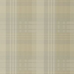 FG079-J102 MULBERRY ANCIENT TARTAN Ivory Dove Mulberry Home Wallpaper