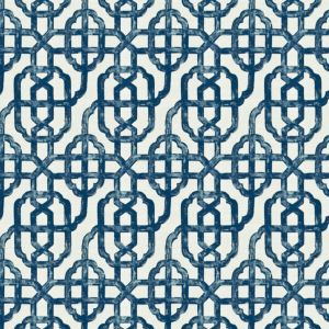 ABODE 1 Indigo Stout Fabric