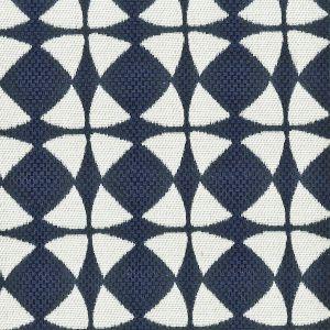 BRICABRAC 1 Navy Stout Fabric