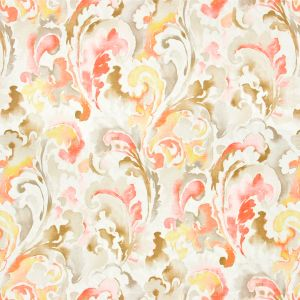 CREA-3 CREATIVE 3 Coral Stout Fabric