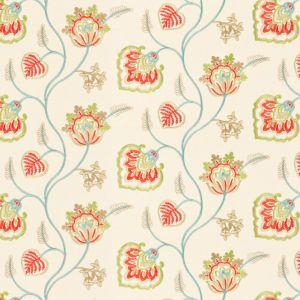 DOMI-4 DOMINIQUE 4 Peacock Stout Fabric