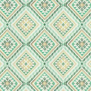 EMBELLISH 4 Aqua Stout Fabric