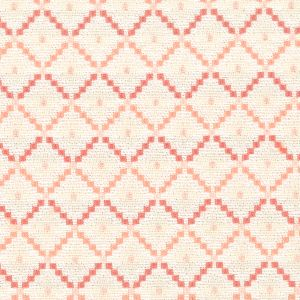 FAIRVIEW 5 Coral Stout Fabric