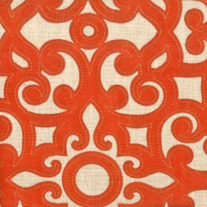 GINGER 1 Russet Stout Fabric