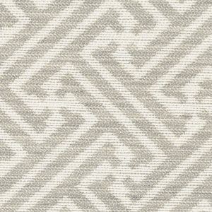 GRIDLOCK 1 Silver Stout Fabric