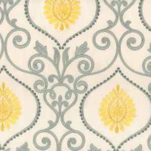 HATCHER 5 Silver Stout Fabric