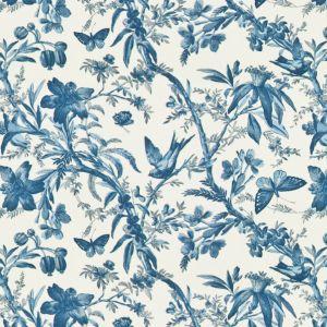 JOCELYN 1 Frenchblue Stout Fabric