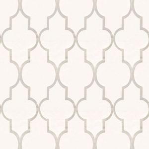 JOSHUA 1 Silver Stout Fabric