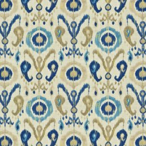 KEEPSAKE 5 Cobalt Stout Fabric