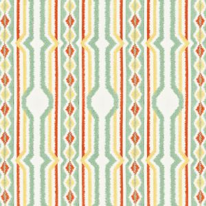 MANDALAY 4 Seafoam Stout Fabric