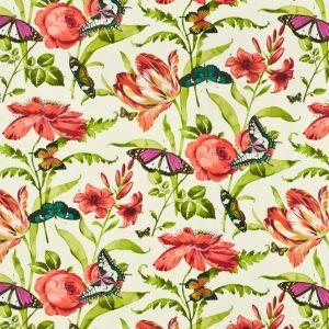 ONDINE 1 Ruby Stout Fabric