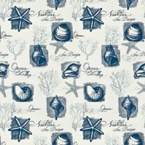 ORELAND 1 Navy Stout Fabric
