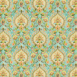 PEREZ 4 Turquoise Stout Fabric