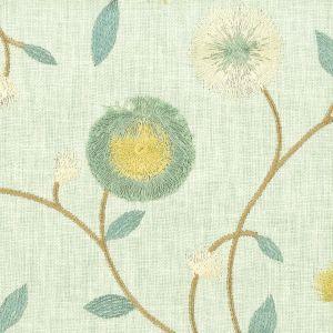 SOMERSET 2 Aqua Stout Fabric