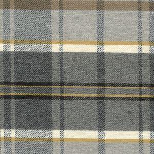 TARTAN 1 Slate Stout Fabric