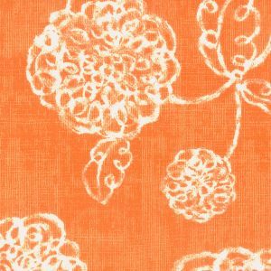 TARYN 4 Tigerlily Stout Fabric