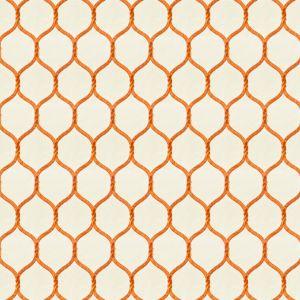 TRIESTE 8 Melon Stout Fabric