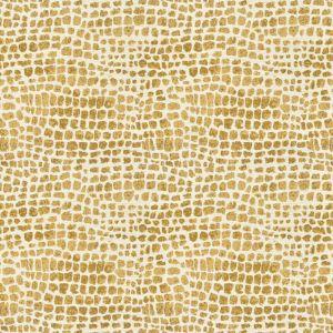 TURMOIL 1 Brass Stout Fabric