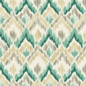 UPSCALE 2 Teal Stout Fabric