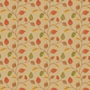 WINNING 5 Autumn Stout Fabric