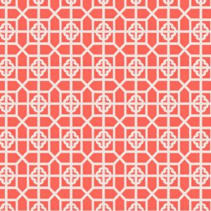 WINSLOW 4 Coral Stout Fabric