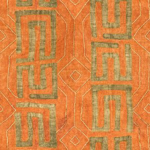 ZULU 2 Terracotta Stout Fabric