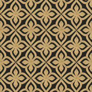 DOGO-3 DOGON 3 Black/Camel Stout Fabric