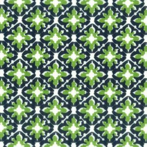 Tile 2 Fern Stout Fabric