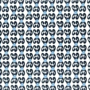 Trinket 3 Navy Stout Fabric
