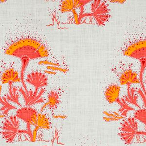 SEAWEED Citrus Katie Ridder Fabric