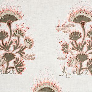 SEAWEED Mole Katie Ridder Fabric