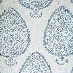 SHEERS Leaf Katie Ridder Fabric