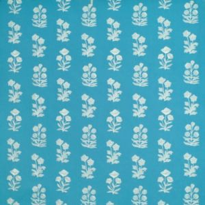 LCF68670F BLUE GROTTO EMBROIDERY Sky Ralph Lauren Fabric