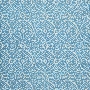 LCF68686F COSTIERO DAMASK Sky Ralph Lauren Fabric