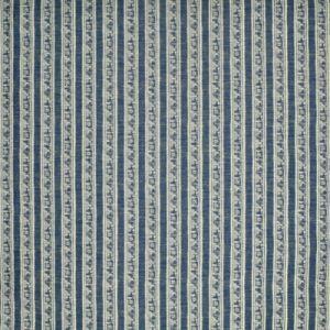 LCF68745F CORTEZ STRIPE Azure Ralph Lauren Fabric