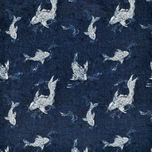 LCF68766F PEBBLE COVE Indigo Ralph Lauren Fabric